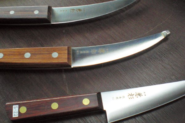 Kanesugi Blades