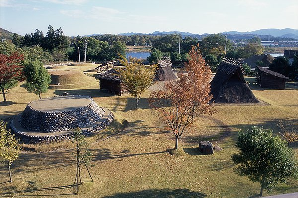 Tsukahara Archaeological Park