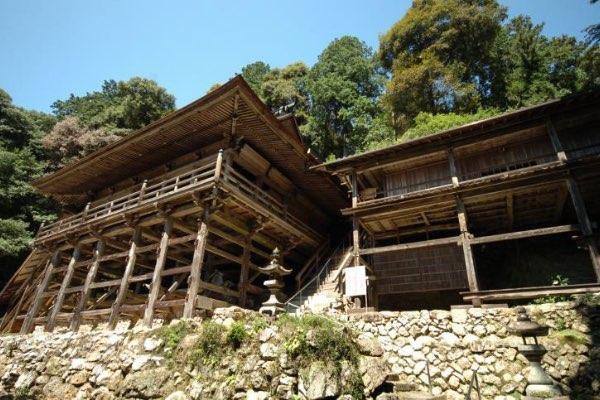 Nichiryubuji Temple