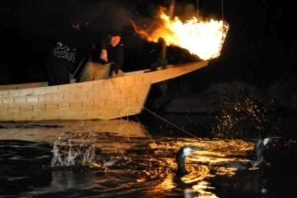 Cormorant Fishing in Oze (Oze Ukai)